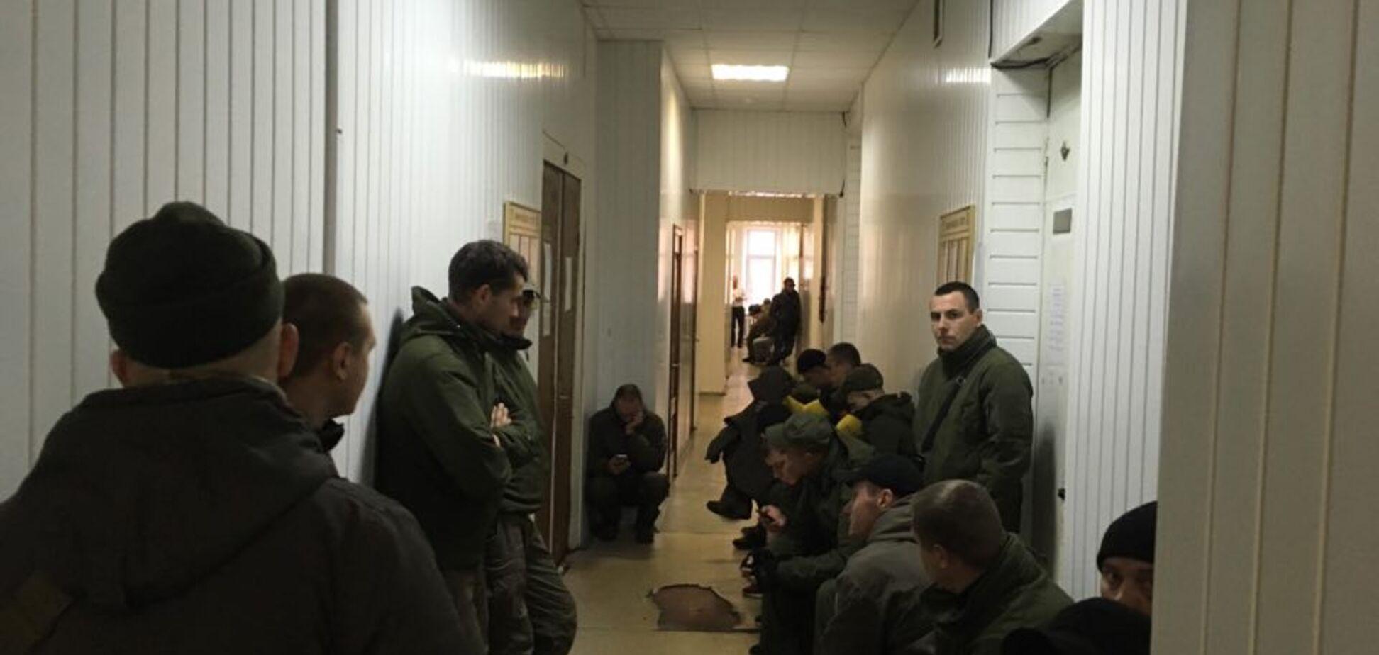 Задержание сына Авакова: Кива с соратниками приготовил встречу в суде