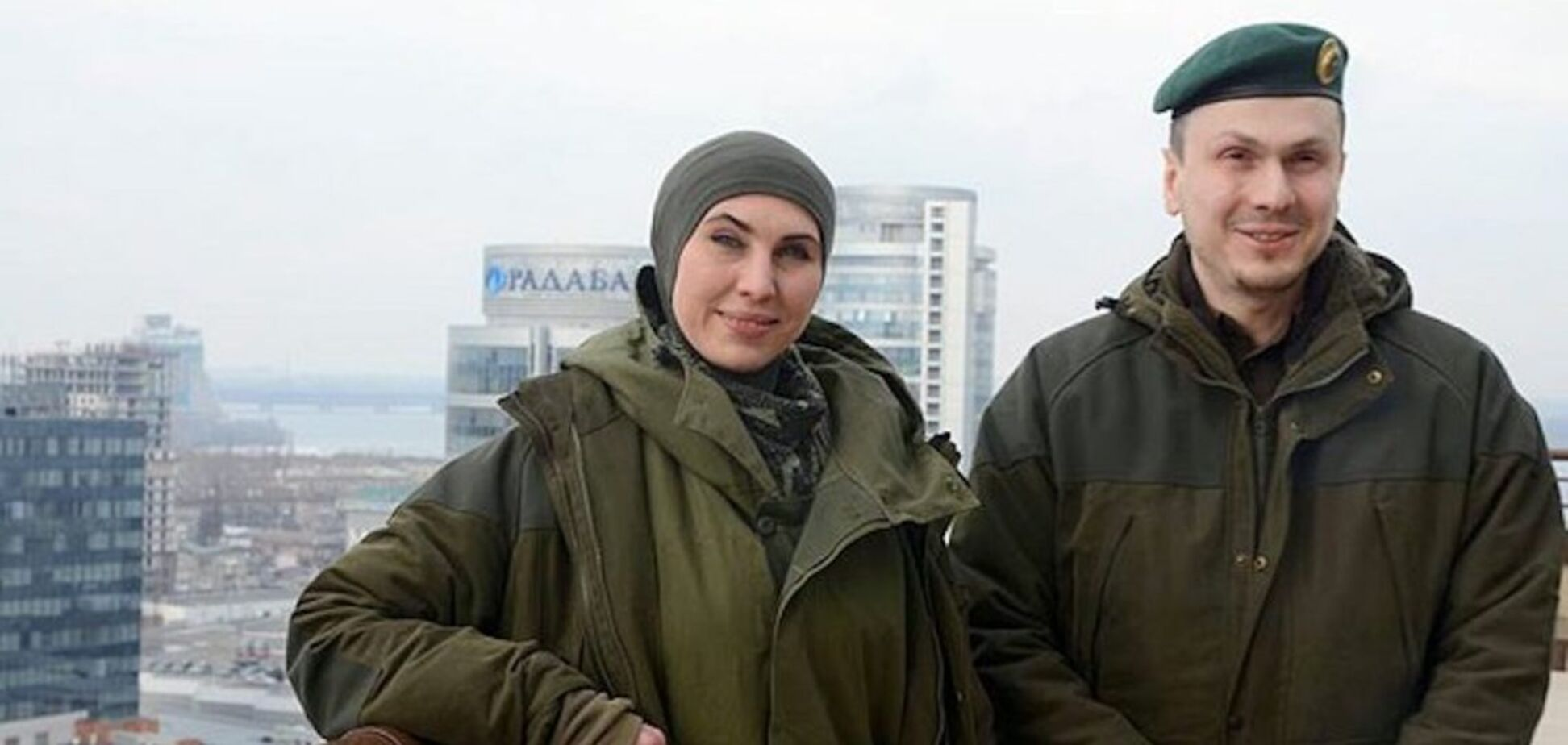 Под Киевом убили помощницу депутата Мосийчука Амину Окуеву