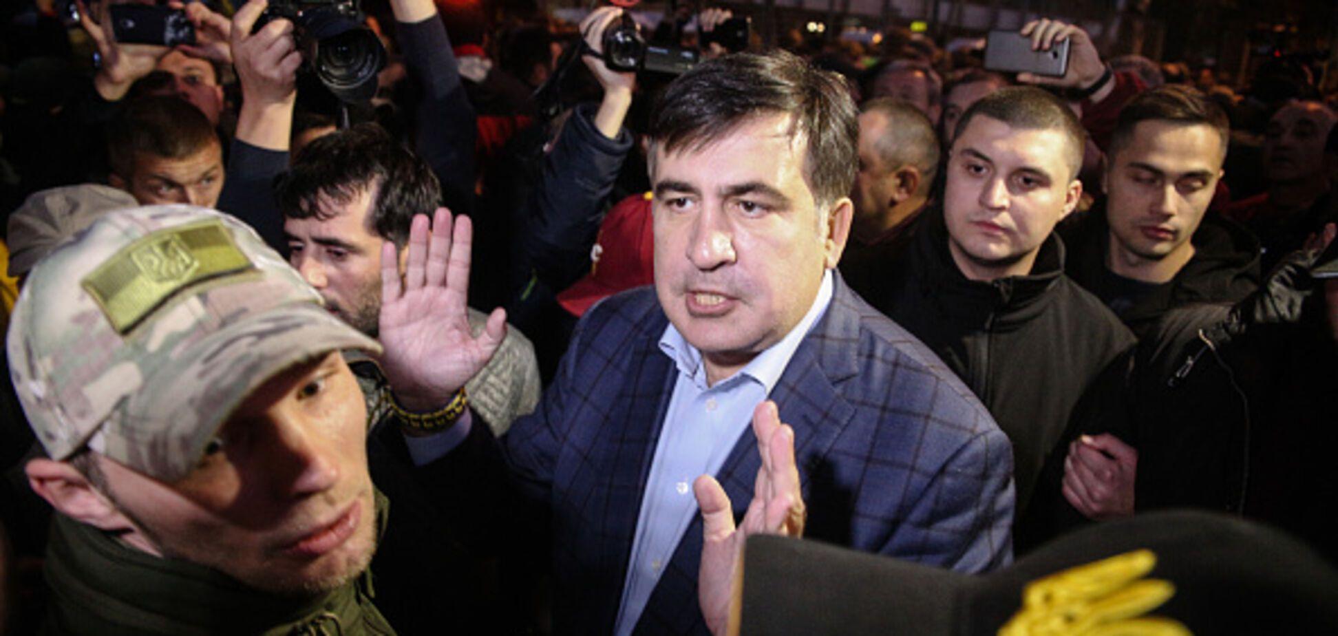 Все в силе: Грузия напомнила о запросах на экстрадицию Саакашвили
