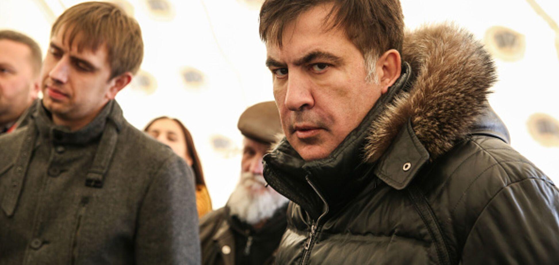 Дело Саакашвили: суд открыл производство против миграционной службы