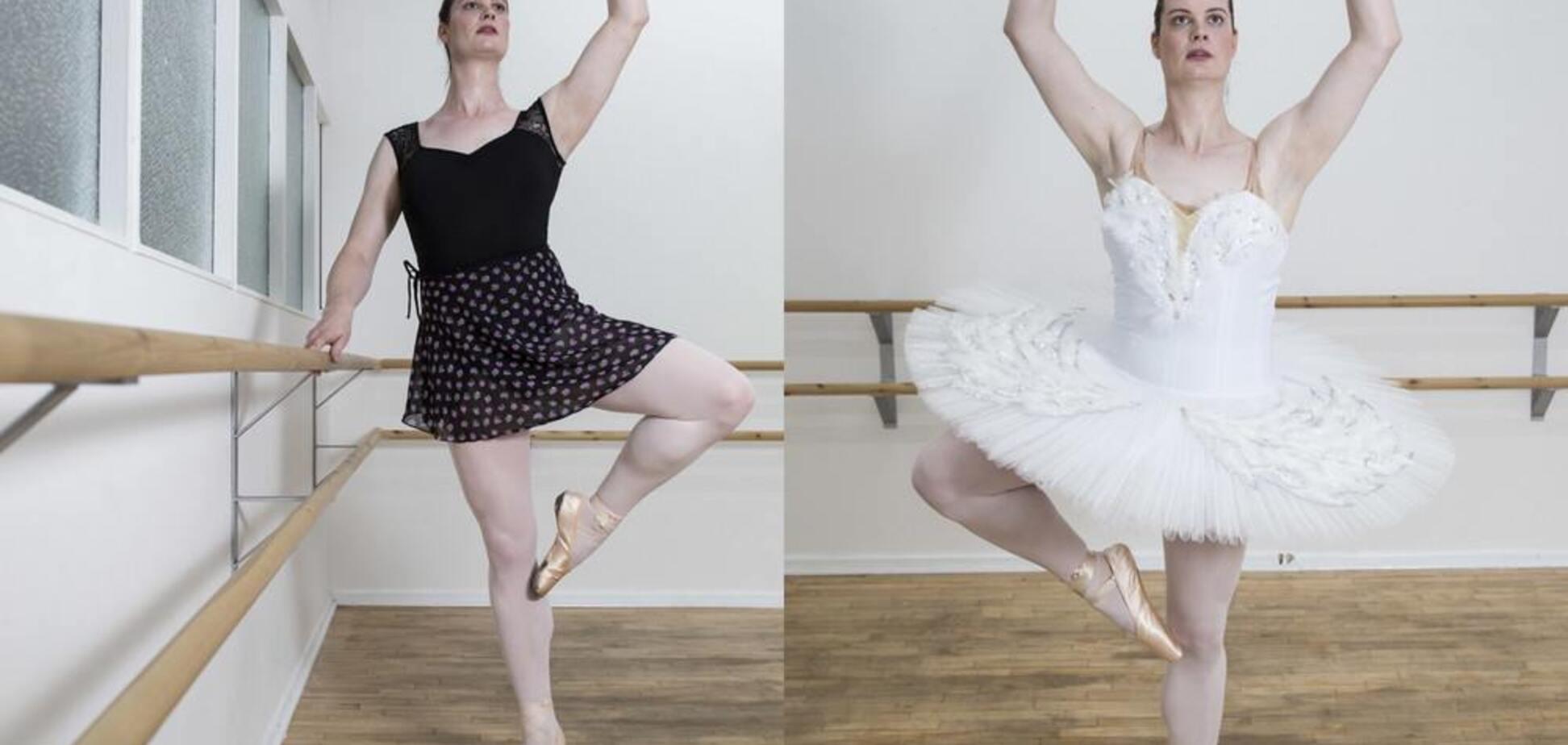 Відомий автогонщик психанув, змінив стать і став балериною