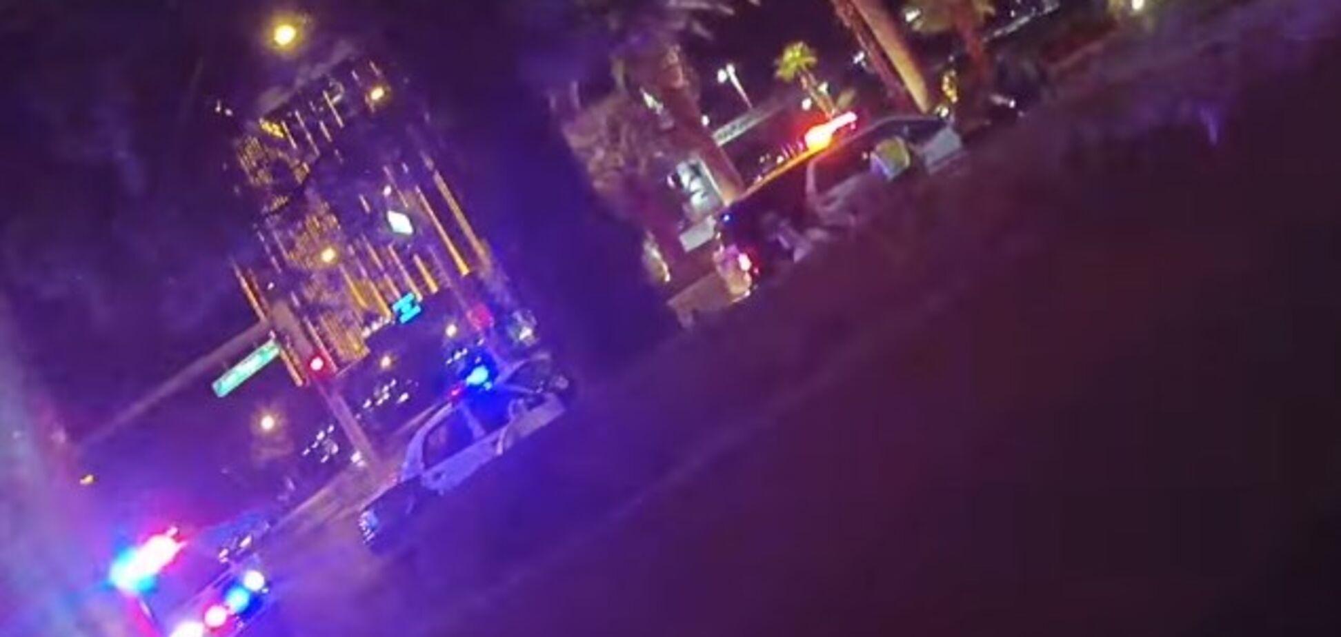 Паніка і крики: поліція опублікувала відео розстрілу в Лас-Вегасі