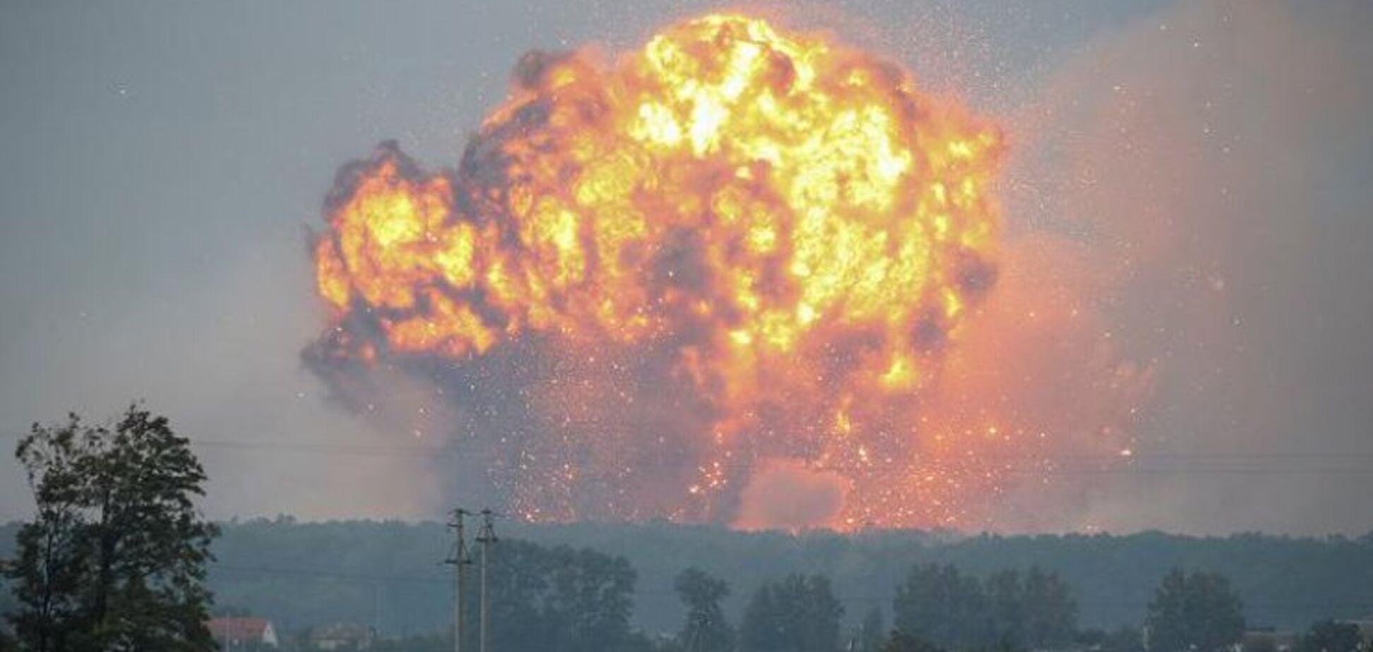 Взрывались 'Тюльпаны' и 'Ураганы': всплыли новые детали о пожаре в Калиновке
