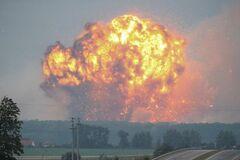 Вибухали 'Тюльпани' й 'Урагани': спливли нові деталі про пожежу в Калинівці