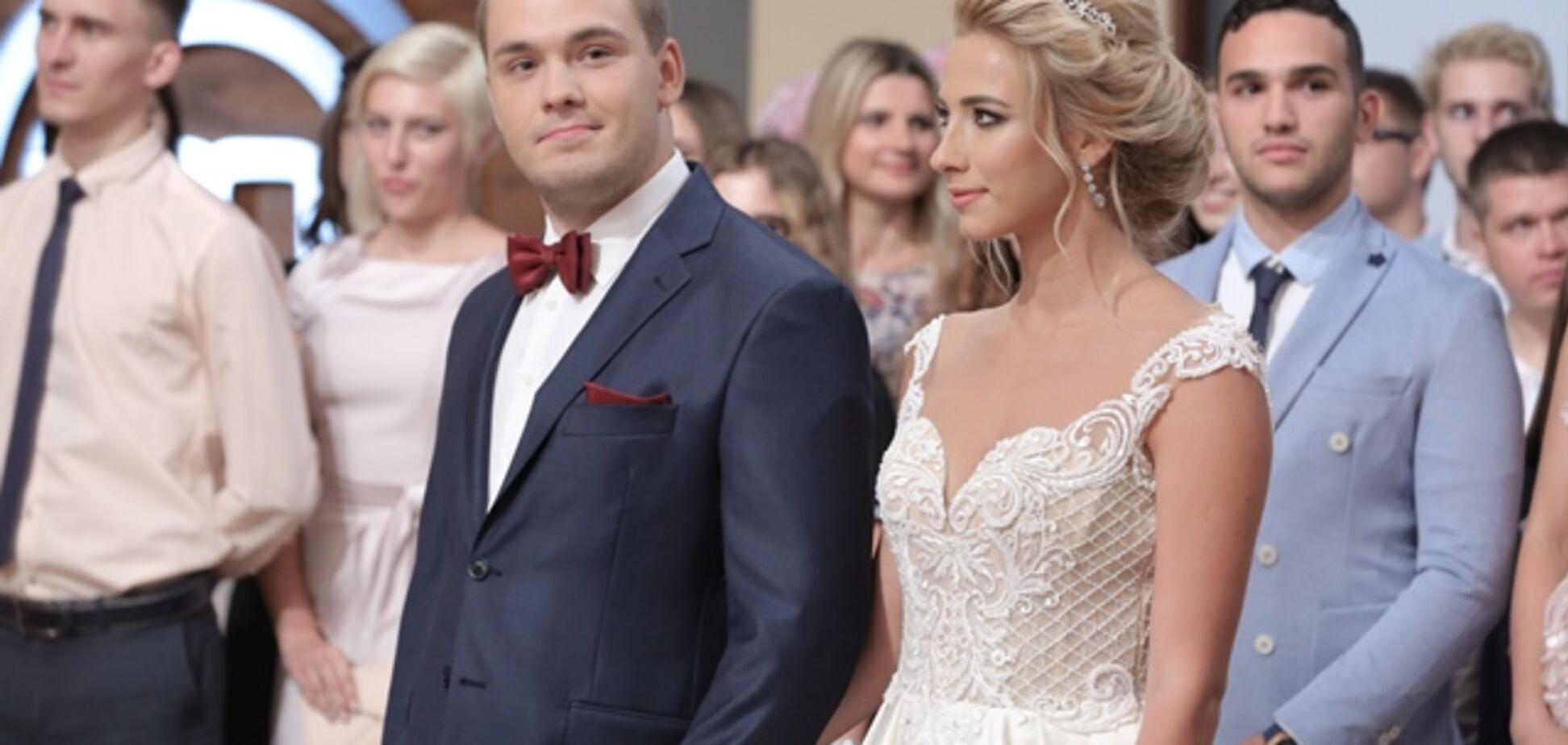 'МастерШеф 7': первая свадьба на проекте покорила зрителей