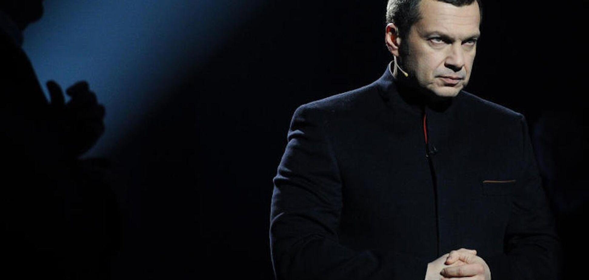 Соловйов попросить повернути Україні Крим: пропагандисту Кремля передрекли долю