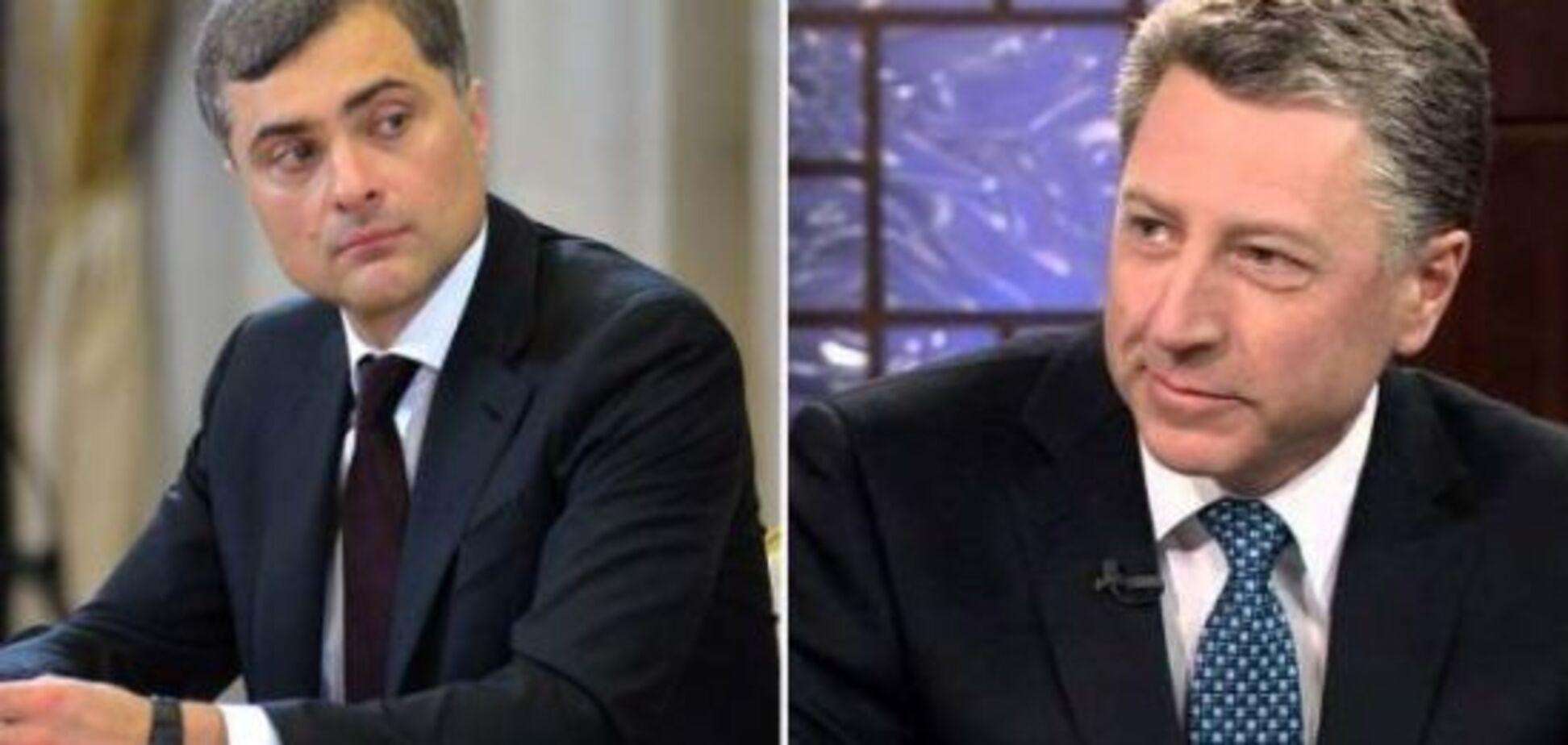 Розрахунки Кремля: чому Волкер і Сурков зустрічаються у Белграді?