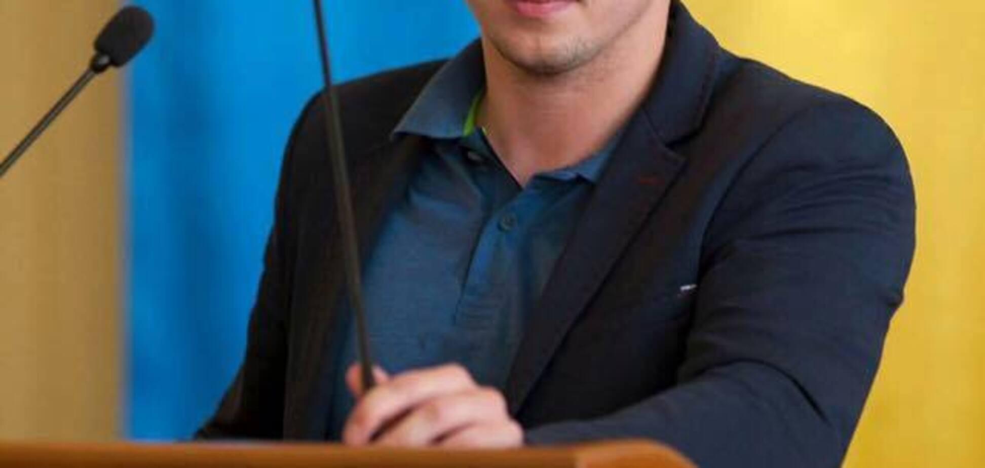 Депутат Виталий Свищов