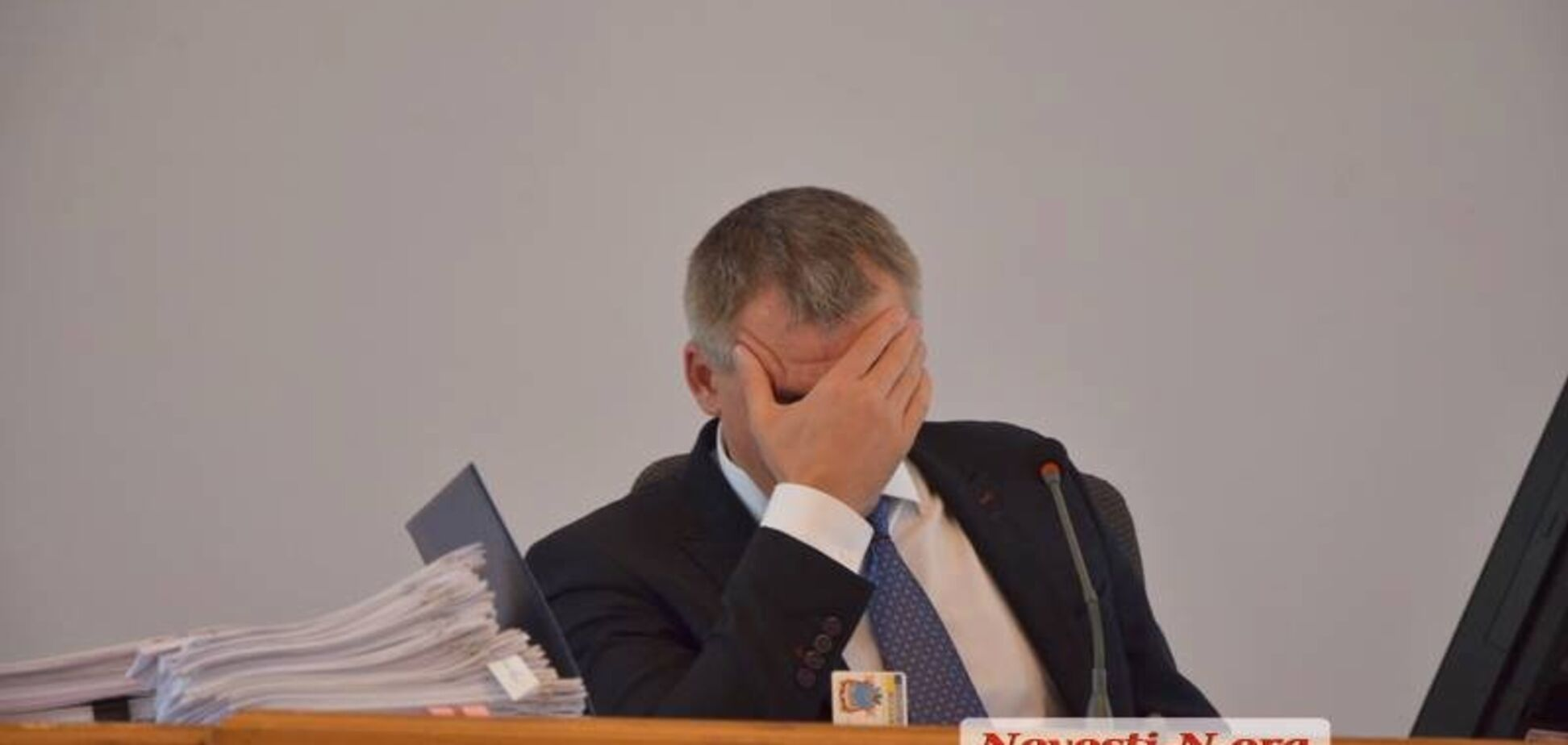 Політичний скандал у Миколаєві: депутати оголосили імпічмент меру Сенкевичу