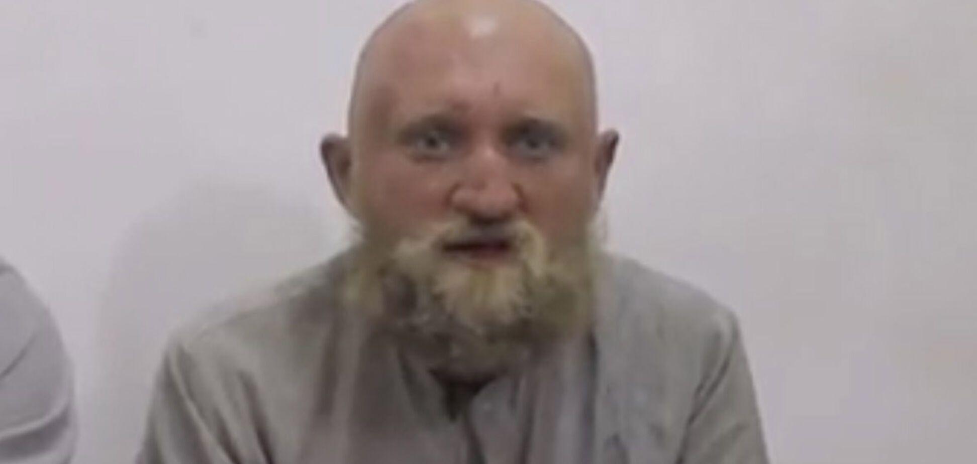 ІДІЛ стратив полоненого росіянина, який воював на Донбасі