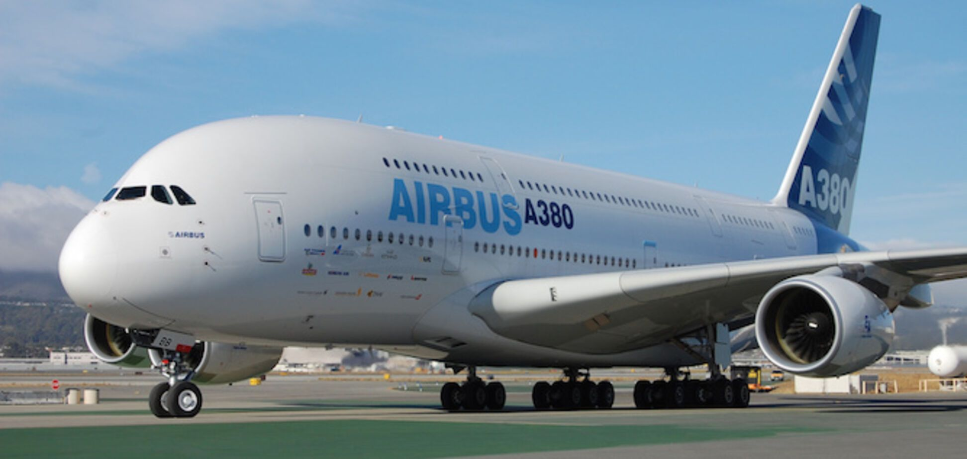 Airbus A380. Источник: Flexport