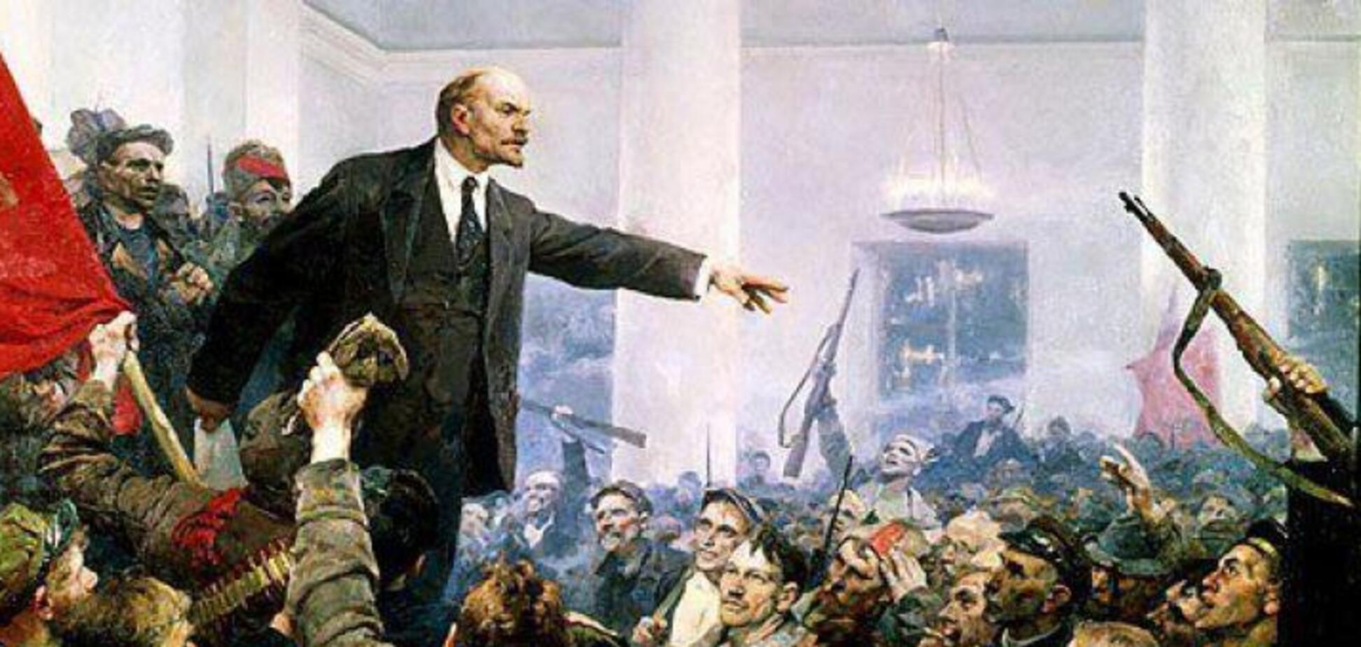 Как большевики 'тырили' идеи