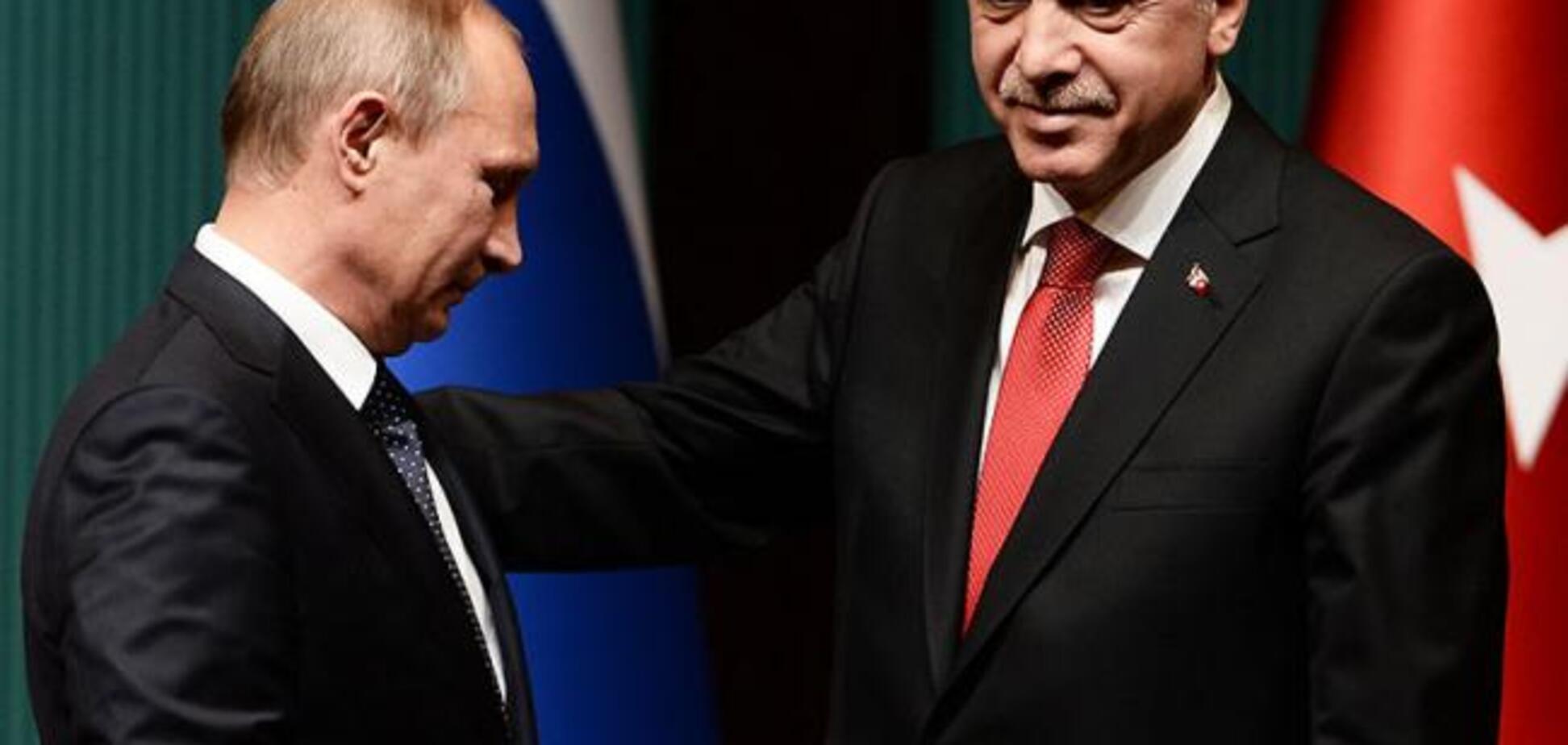 Россия VS Турция: новые 'удары в спину'