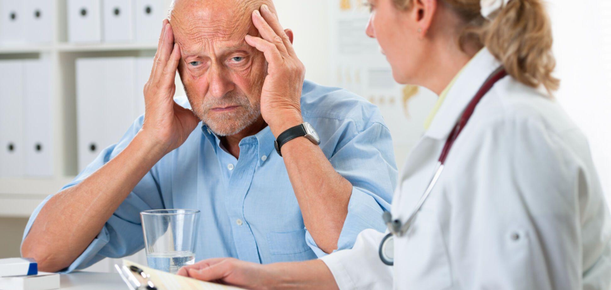 Вчені дізналися, як можна заразитися хворобою Альцгеймера