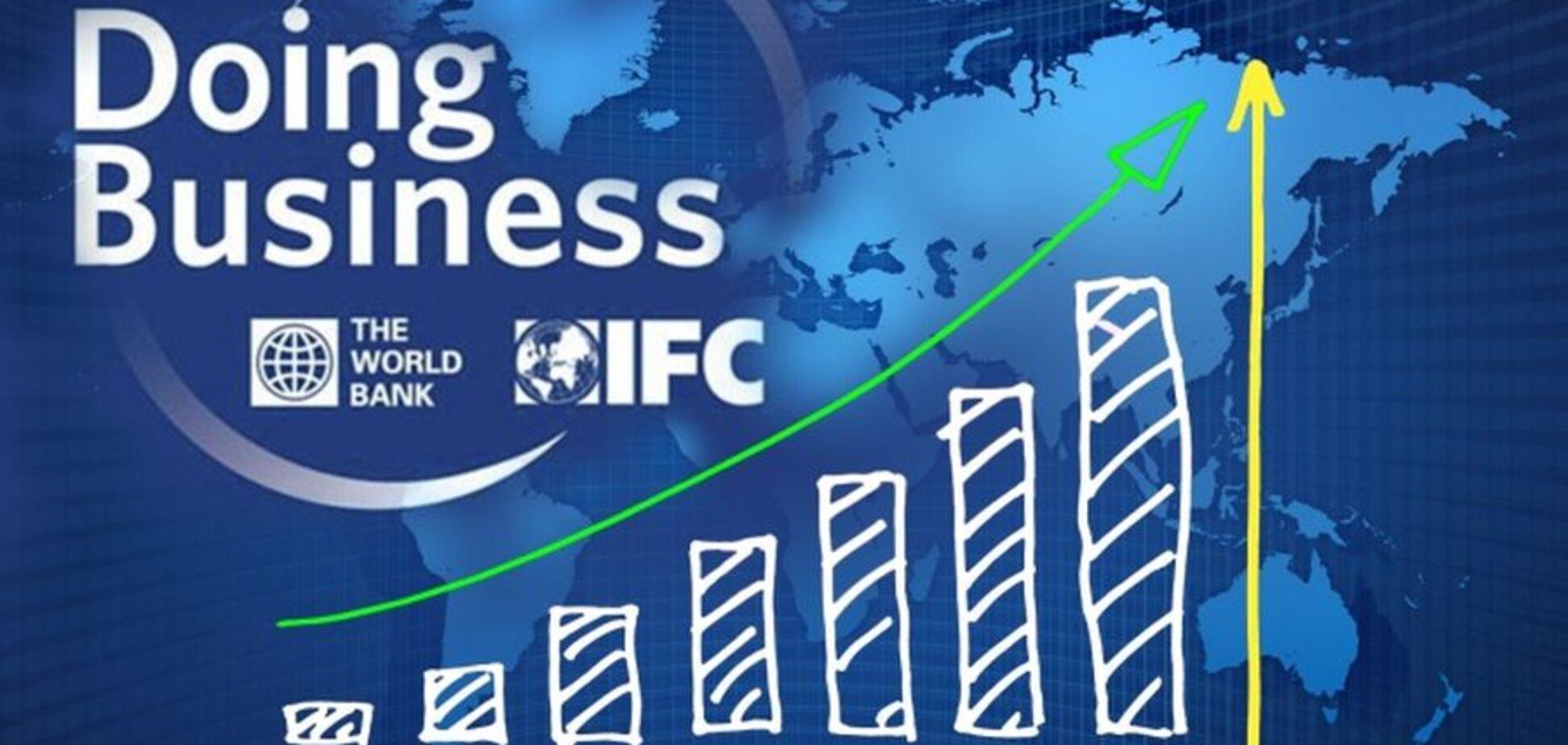 DoingBusiness: Украина поднялась на 35 место по легкости получения разрешения на строительство