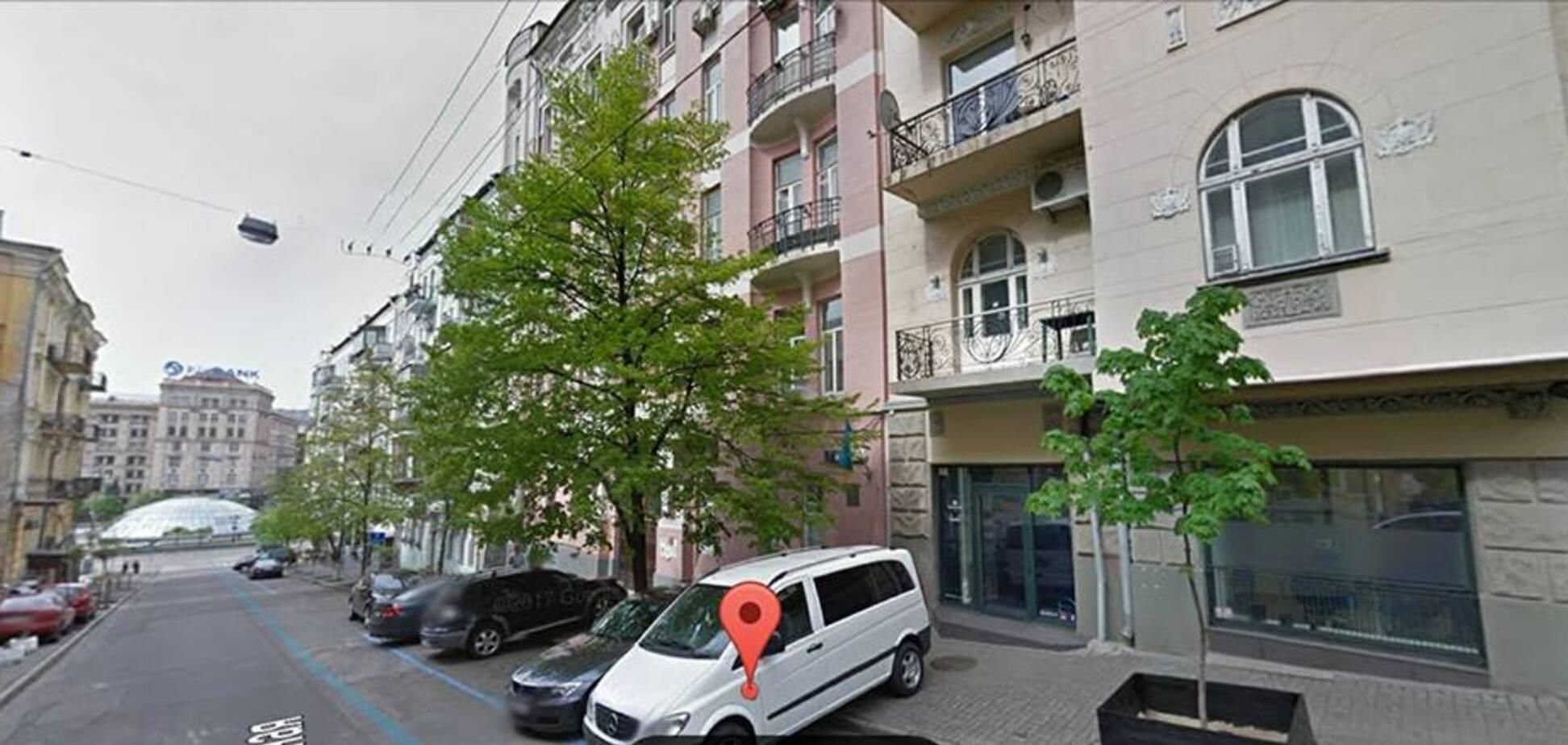 'Пока другие спят в палатках': у Саакашвили нашлась элитная квартира в центре Киева