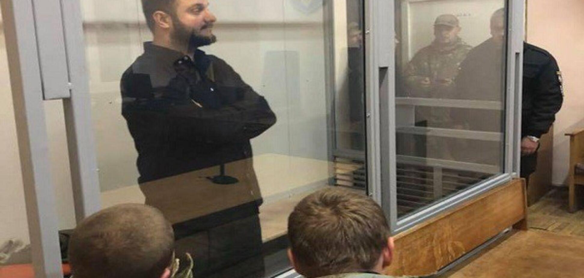 Суд избрал меру пресечения сыну Авакова