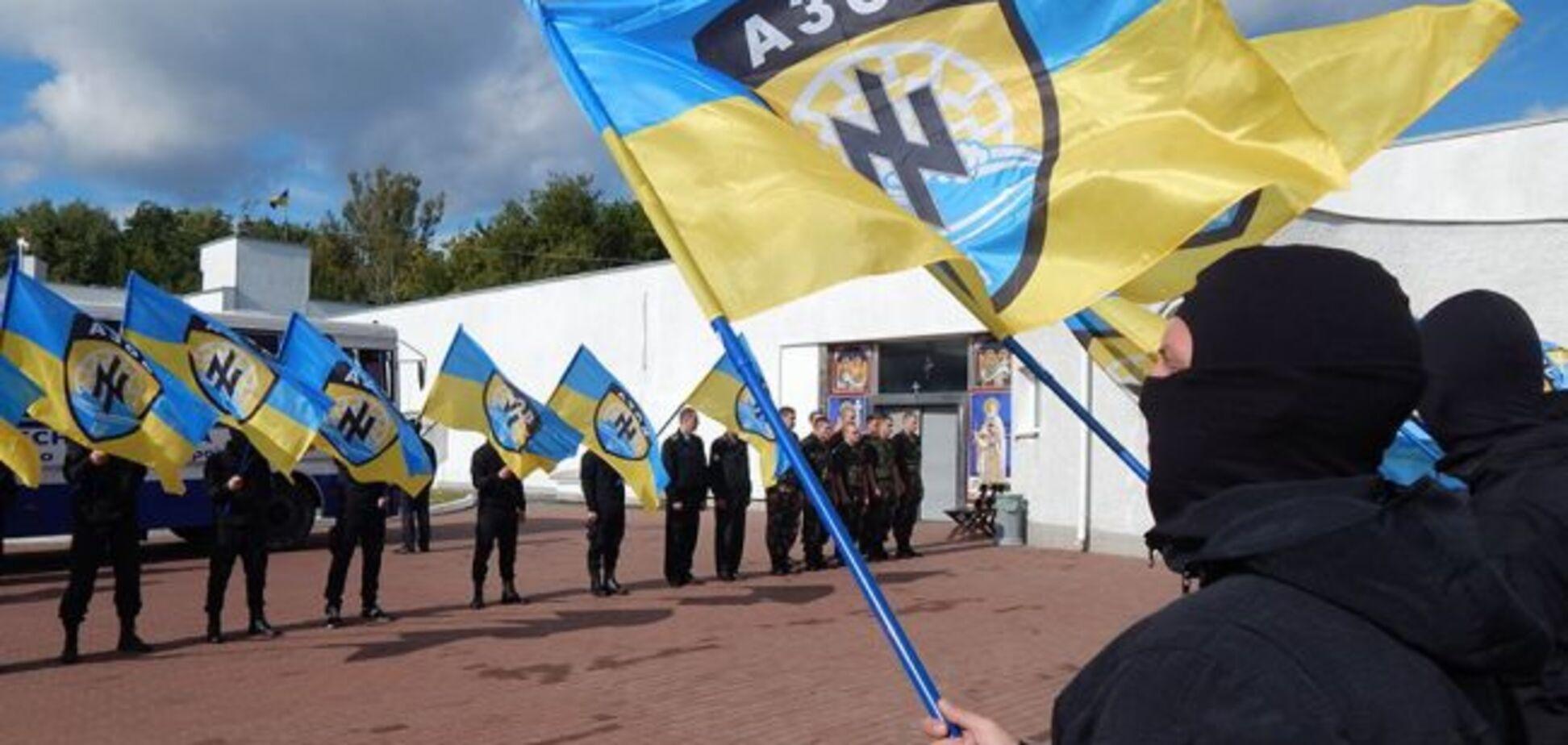 Россиянина посадили в тюрьму за попытку вступить в 'Азов'