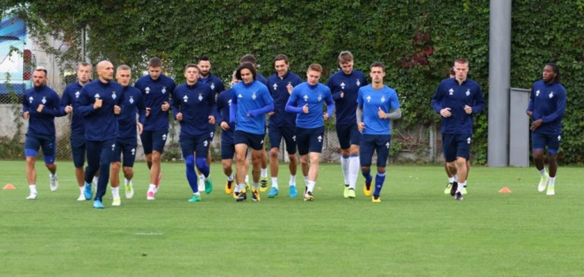 Динамо Ліга Європи