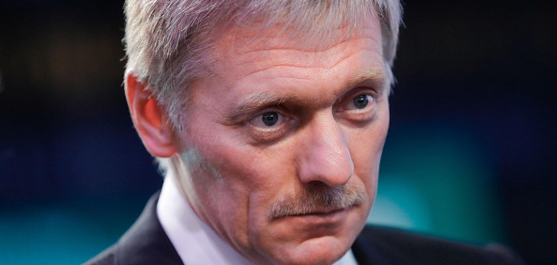 'Н///й такую работу': спікеру Путіна подарували стьобний сувенір