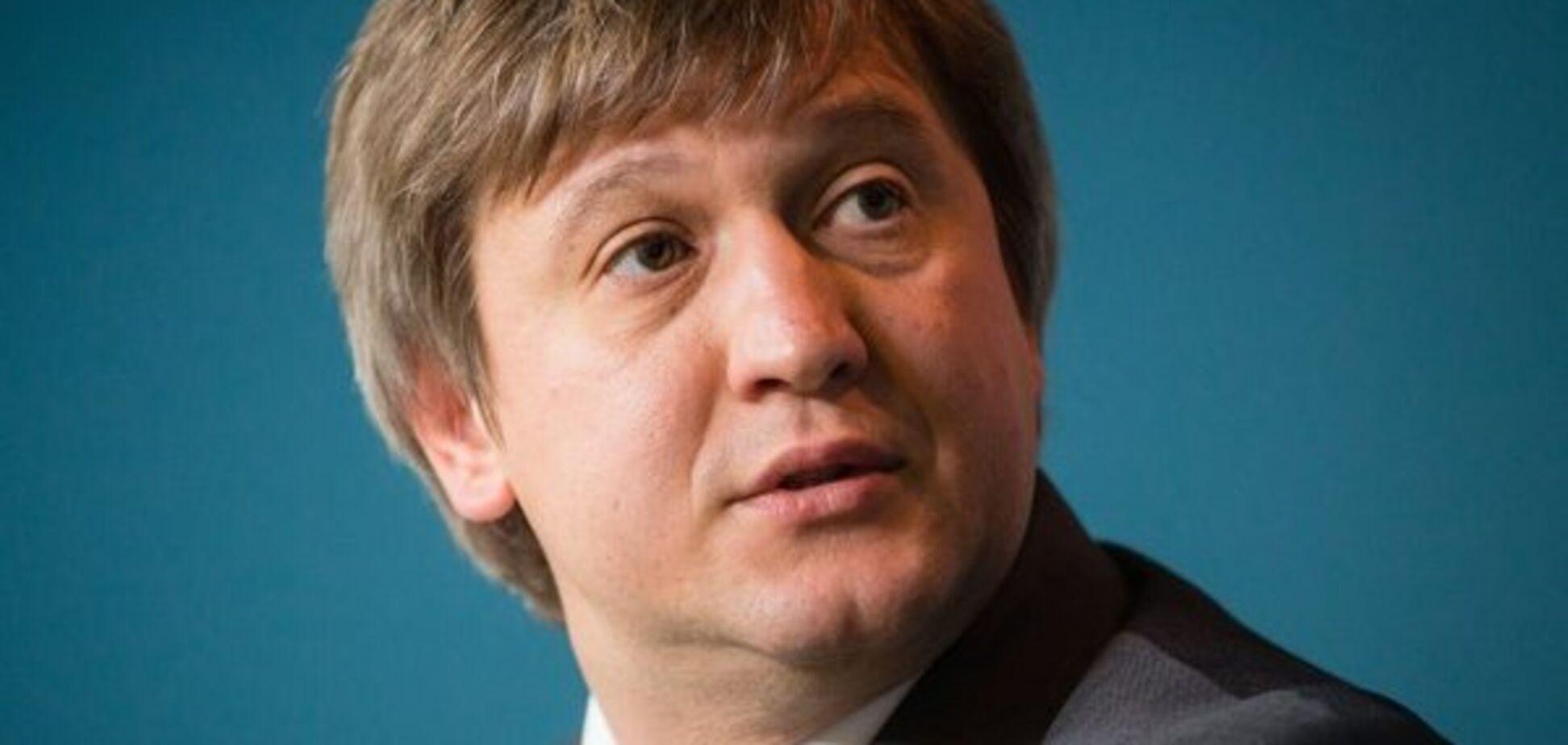 ГПУ заподозрила Данилюка и его соратников в причастности к схемам Януковича