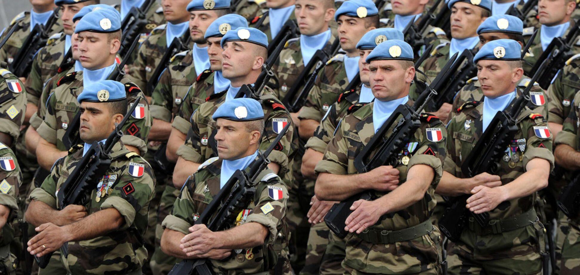 20 тысяч миротворцев в Украине: названы три важных вопроса