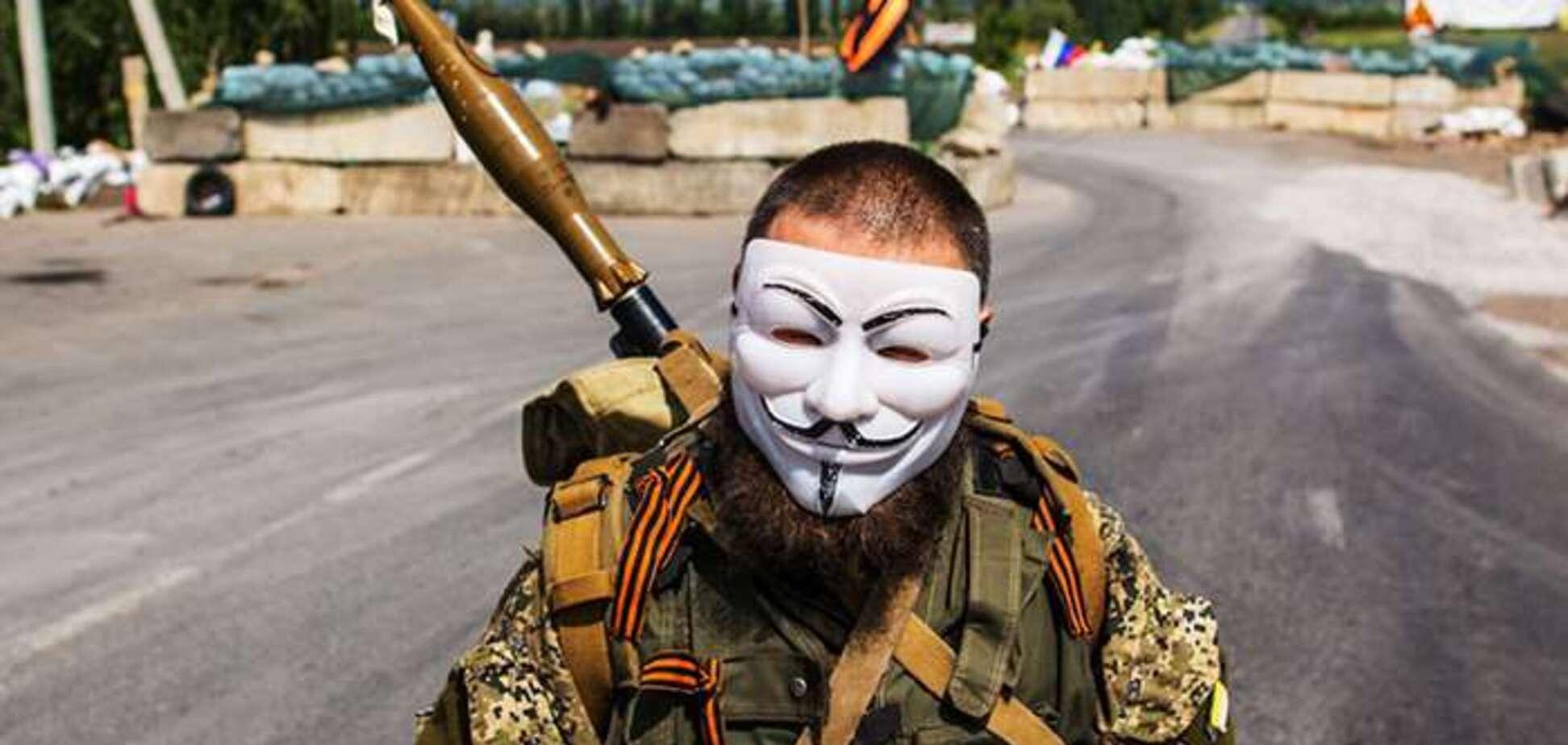 Террористы в Украине