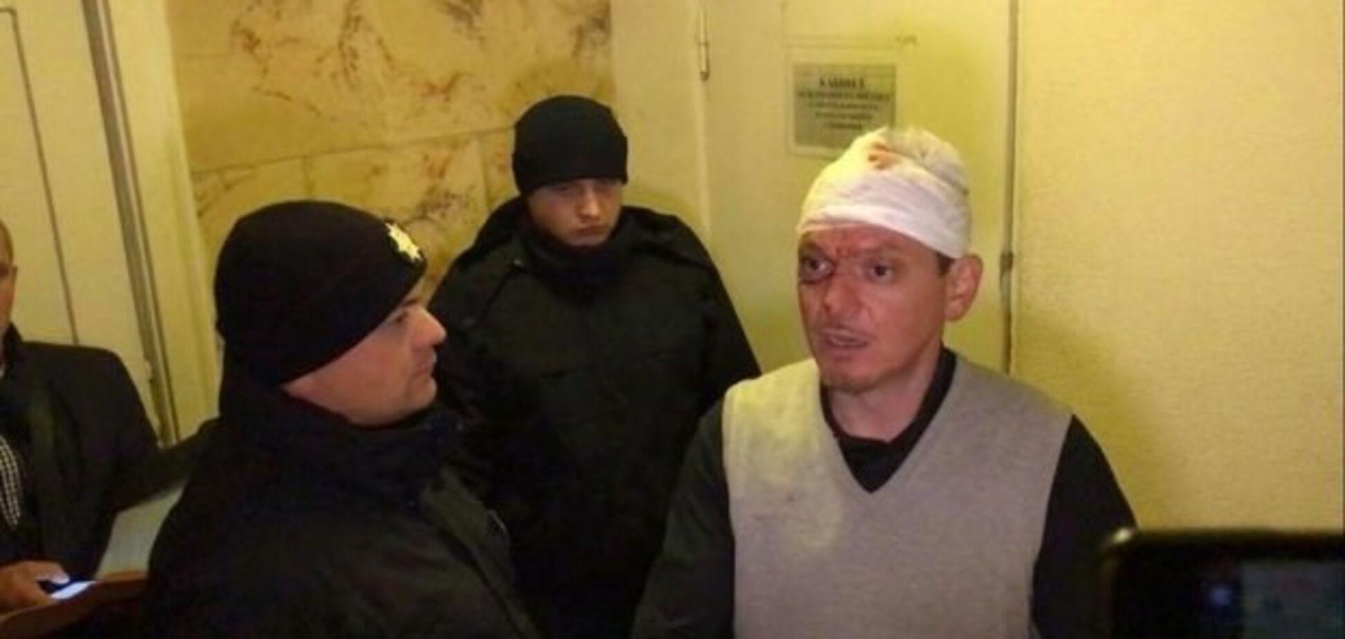 Пьяный и вооруженный: УПЦ наказала священника за масштабное ДТП