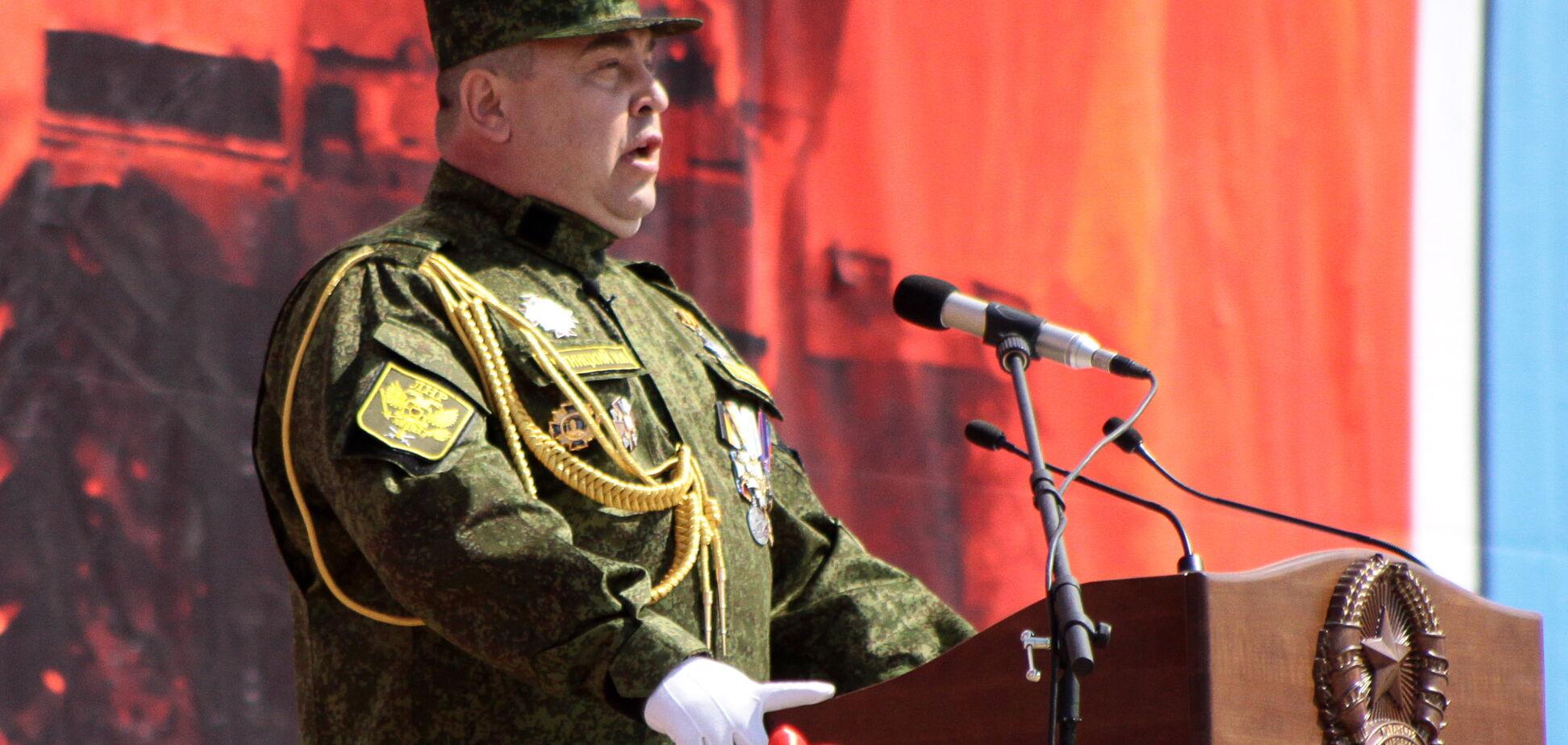 Самі собі суперечать: журналіст вказав на цікаве в риториці ватажків 'ЛНР'