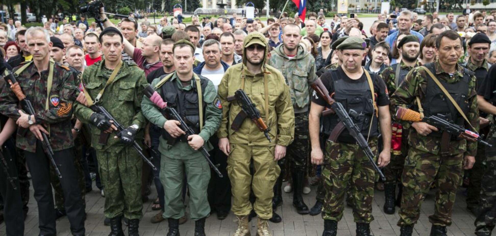 В 'ЛНР' начался бум задержаний