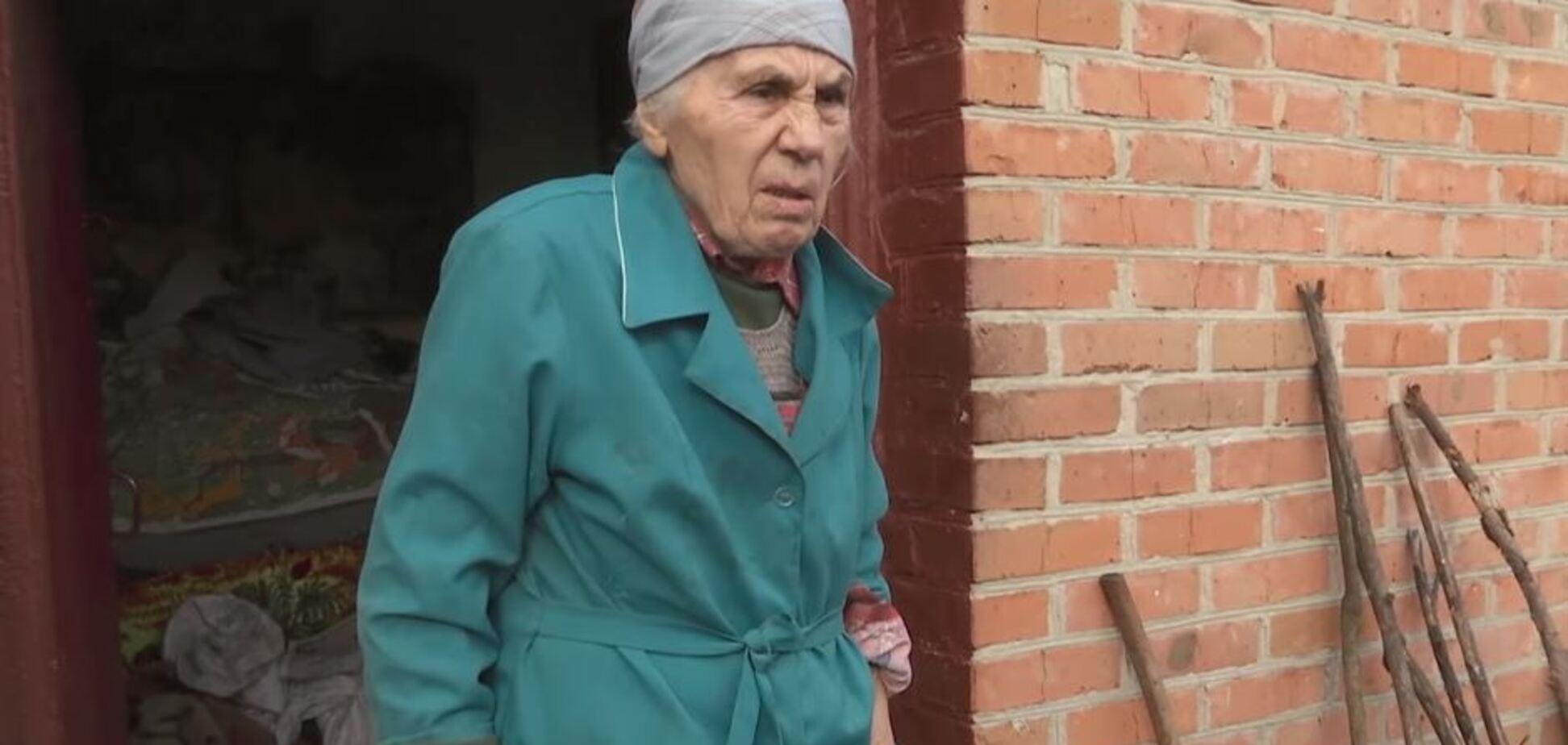 'Це мій онук': спливли цинічні деталі одруження юнака на 80-річній бабусі