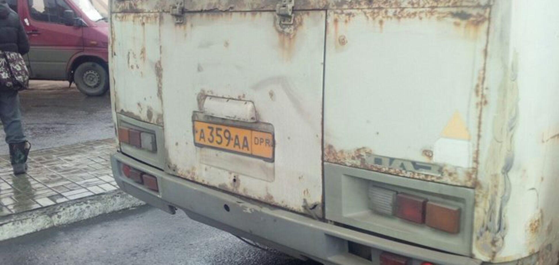 'Як в російському за*оп'ї': у мережі шокували транспортом 'ДНР' від 'міцних господарників'