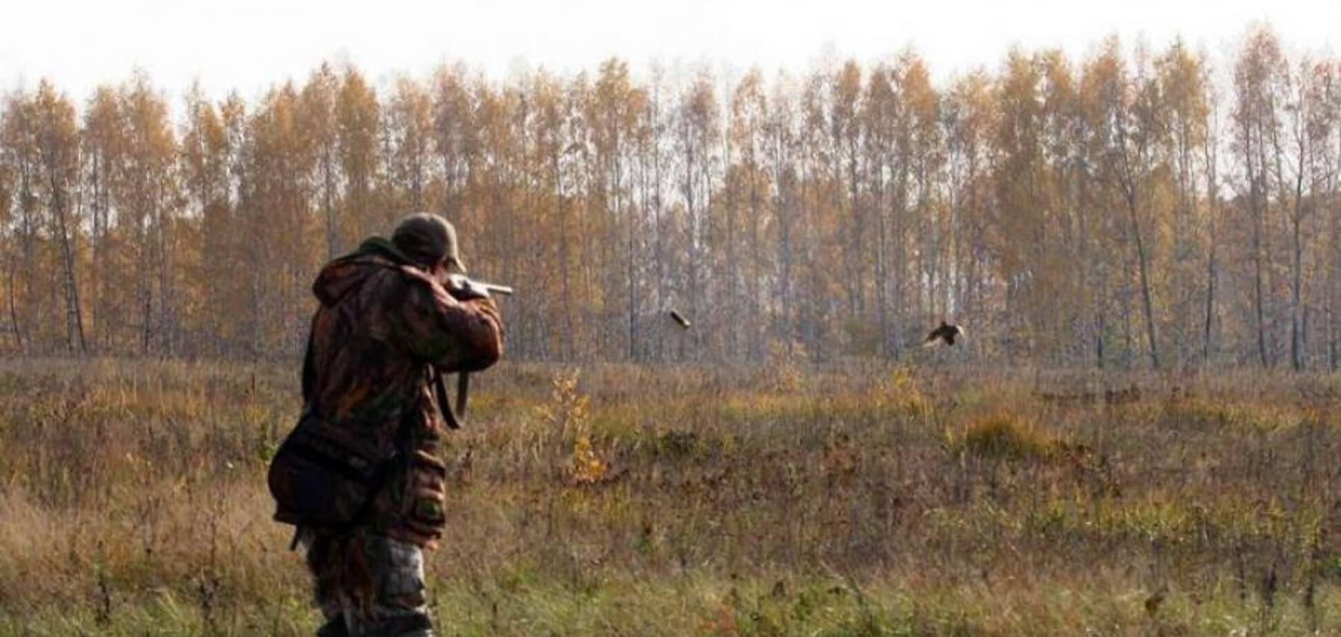 Полювання, Київ, вбивство
