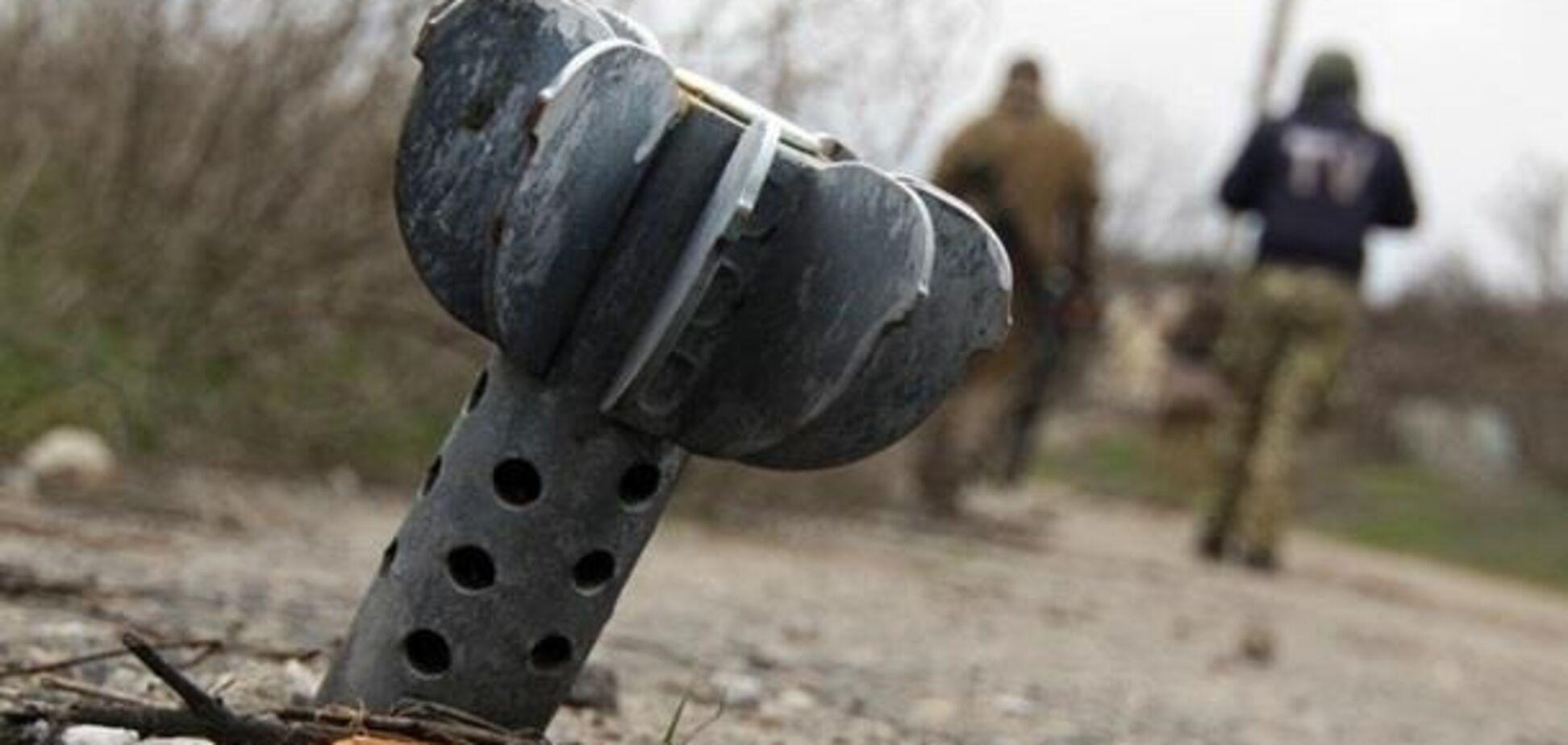 Силы АТО понесли потери: террористы 'Л/ДНР' применили пулеметы и гранатометы
