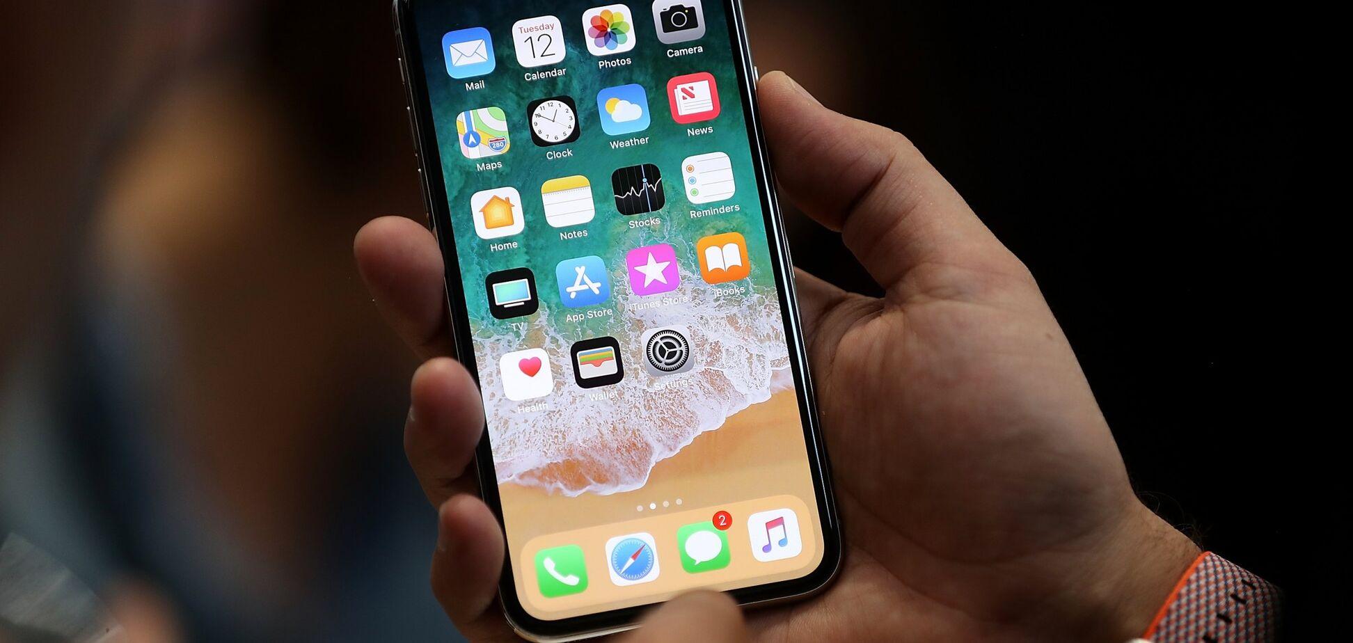Изобретатели придумали, как взломать iPhone X: видео