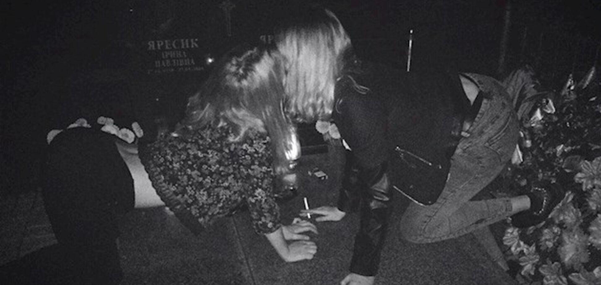 Пьяные школьницы