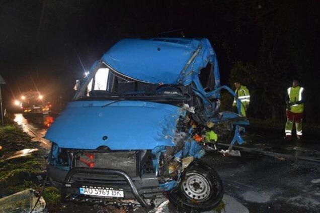 Жуткое ДТП с украинцами в Словакии: число жертв увеличилось
