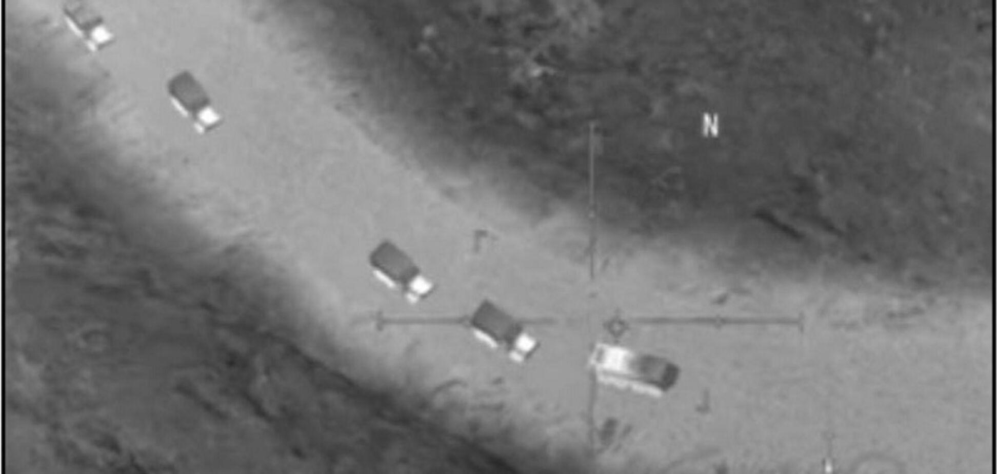 Война в Сирии: Россия выдала картинки из компьютерной игры за 'предательство' США