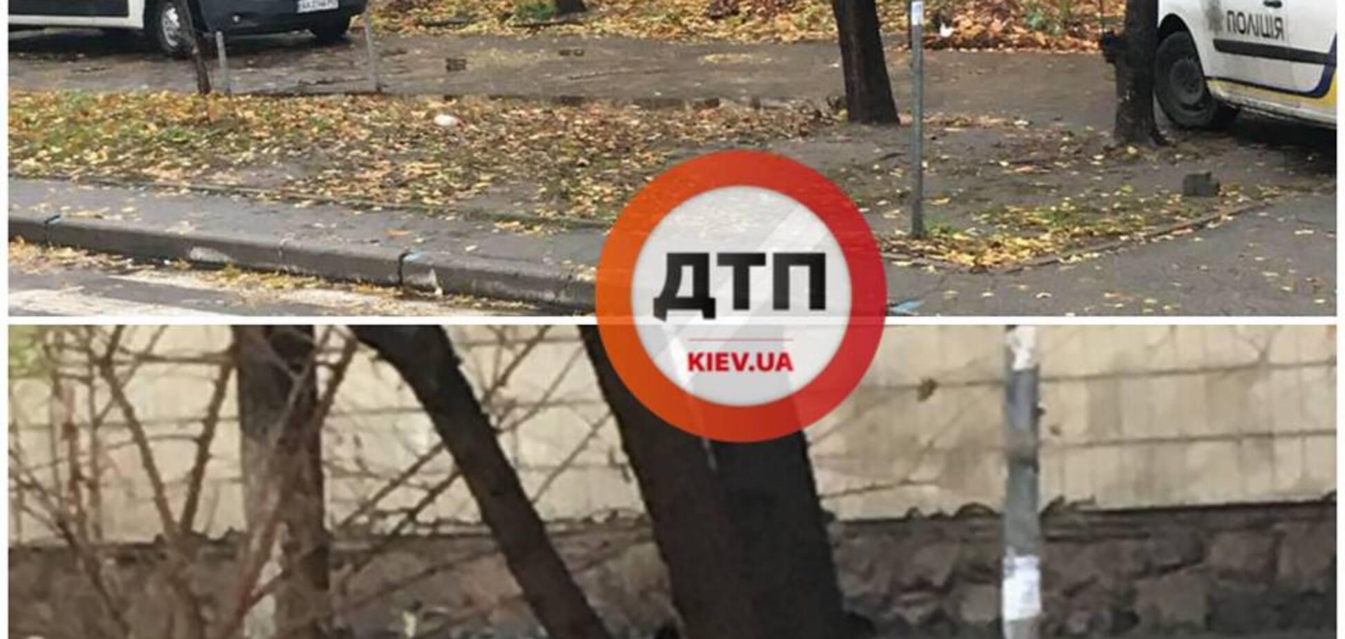 В Киеве посреди улицы обнаружили труп