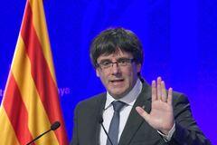 Екс-лідера Каталонії Пучдемона випустили на свободу