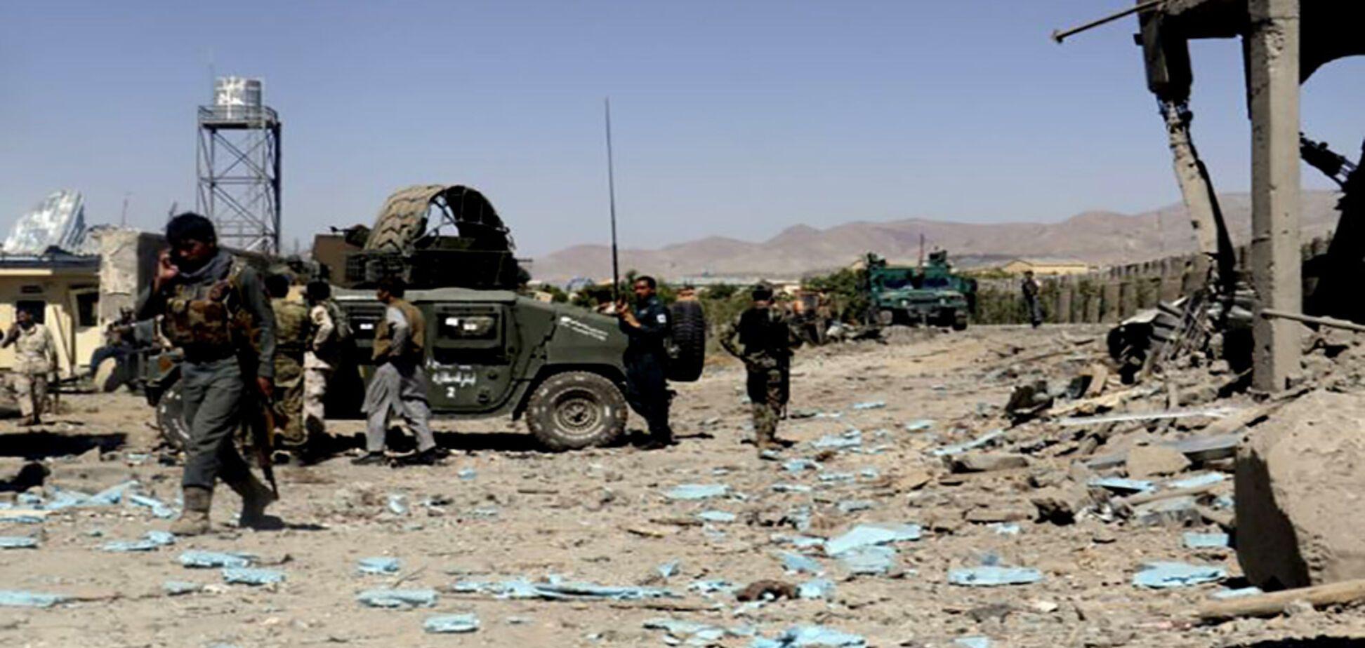 В Афганістані 'Талібан' провів масштабну серію атак на поліцію: десятки загиблих