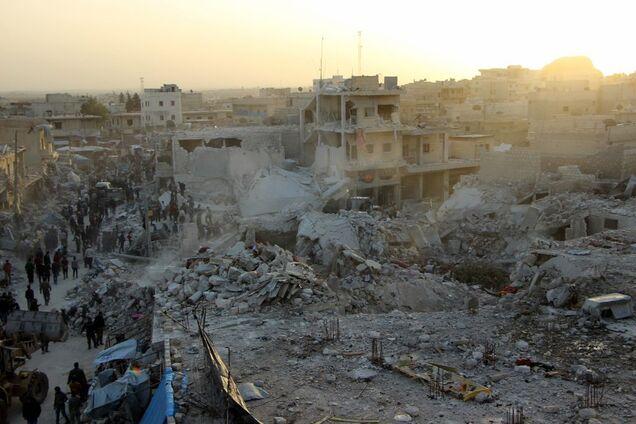 Россия увеличила численность военных в Сирии