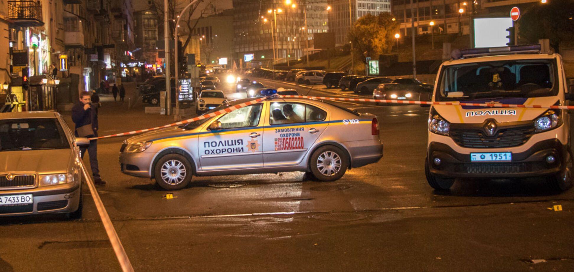 Киев, покушение, прокуратура