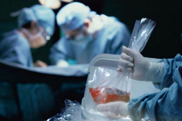 В Украине разрешили пересаживать органы от неродственных покойников