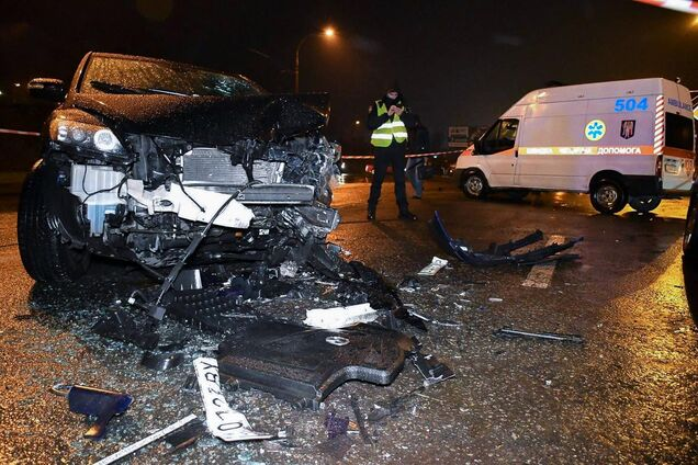 Смертельное ДТП с Найдой: стало известно о состоянии второго водителя