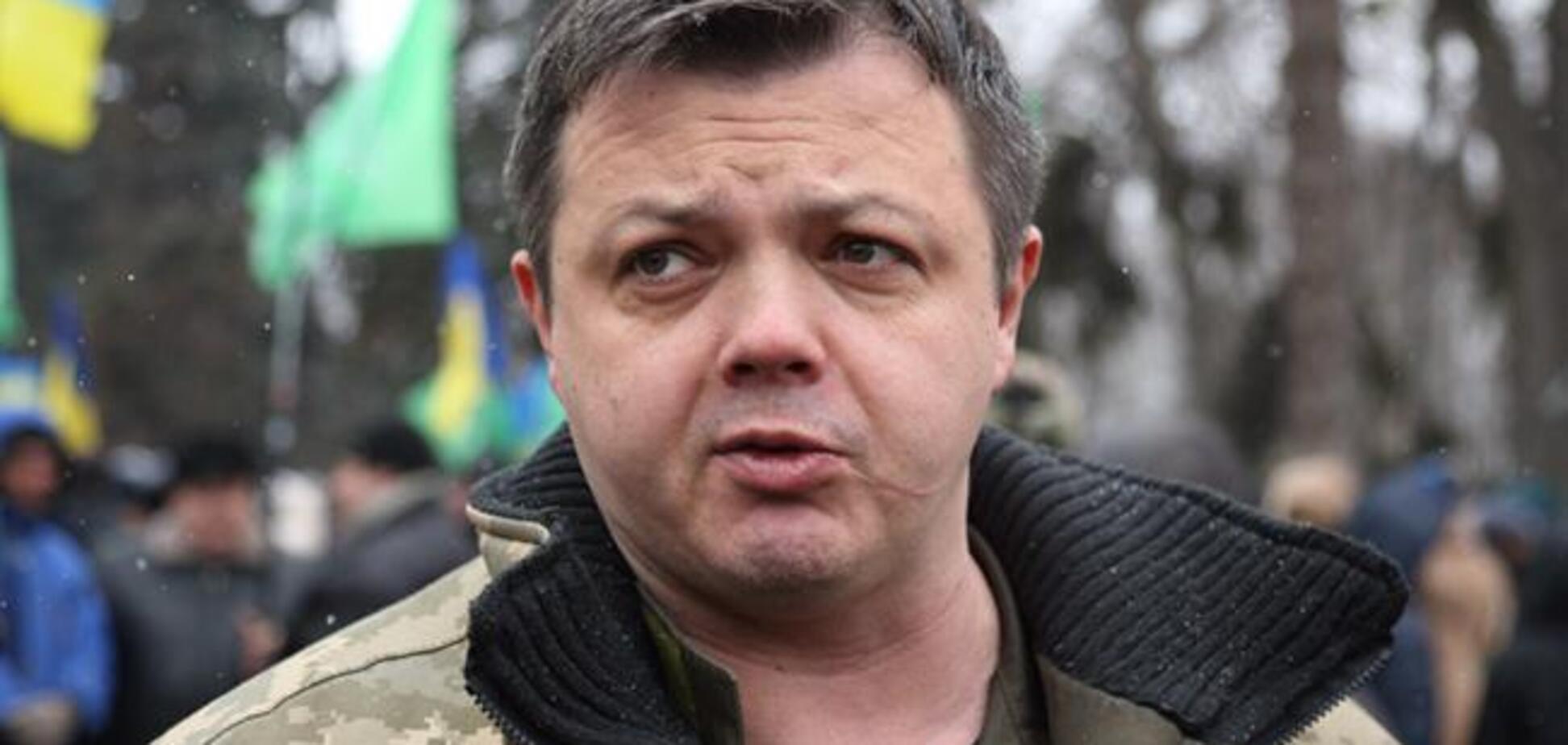 Бій за Дебальцеве: в Генштабі розповіли, як Семенченко підставив сили АТО