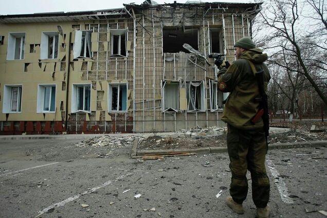 Сообщение из Донецка: