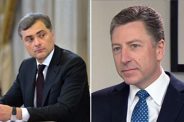 Свежая обида: названа причина неудачных переговоров Волкера и Суркова