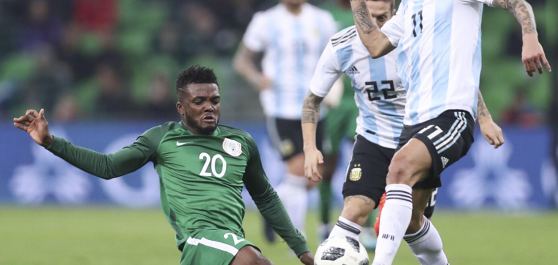 Мессі не забиває пенальті! Аргентина - Ісландія - 1-1: онлайн-трансляція матчу ЧС-2018