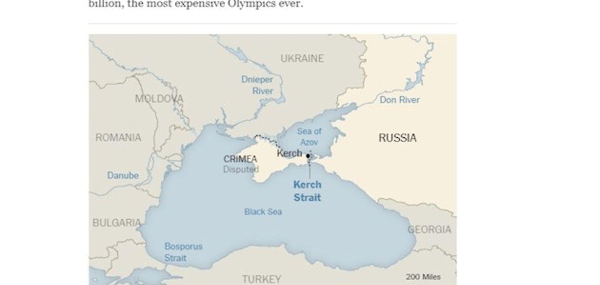 'Продолжат рисовать': журналист пояснил последствия 'крымского' скандала с New York Times